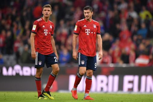 Bayern Munich are in the middle of a slump right now