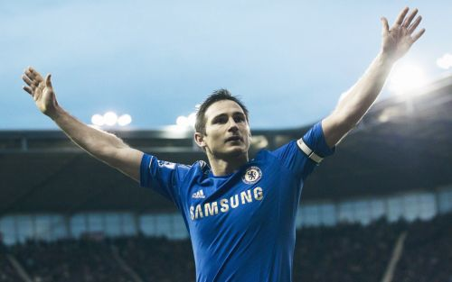 Frank Lampard was simply special from set-pieces