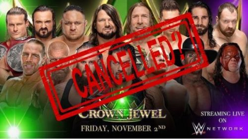 WWE set to make major Crown Jewel announcement soon
