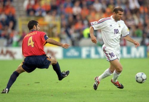 Guardiola and Zidane are examples of great players becoming great managers as well