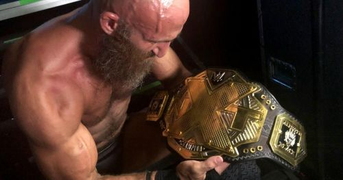 The NXT title already has a rich history