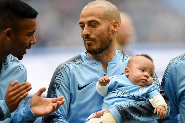 It was a big year for David Silva both personally and professionally