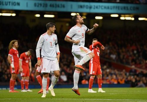 Wales v Spain - International Friendly
