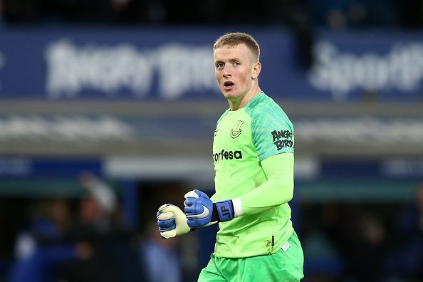 Pickford's reputation has been greatly enhanced over the past year