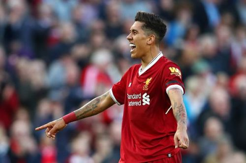 Firmino is one of the most complete strikers in the game