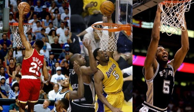 d003bd265e8 Interview with Robert Horry   NBA has Misconception that Big Men ...