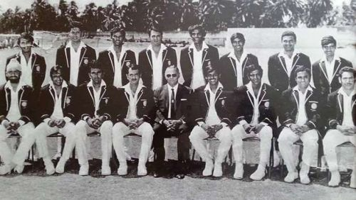 India's Tour of the West Indies, 1971