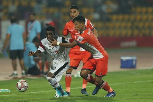 It ended 2-2 at the Indira Gandhi Athletic Stadium in Guwahati [Credits:ISL]