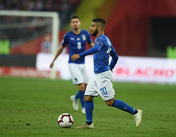 Poland v Italy - UEFA Nations League A