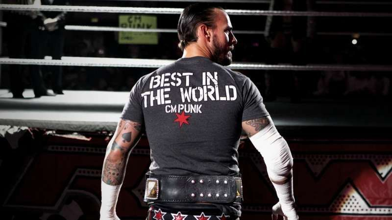 CM Punk is the