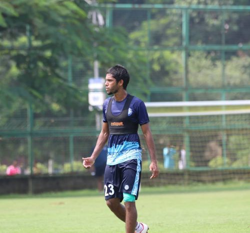 Soosairaj was adjudged the Best Midfielder in 2017-18 I-League season.