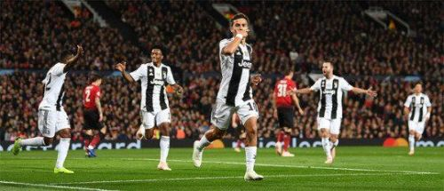 Paulo Dybala scored the lone goal.