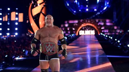 Goldberg had one of the most devastating spears in the WWE