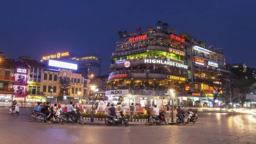 F1 cars to hit the streets of Hanoi