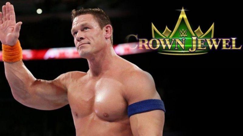 John Cena has refused to work WWE Crown Jewel