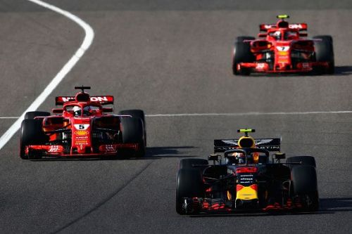 Vettel was left frustrated in Japan and missed vital championship points once again