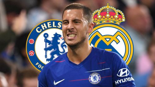 Eden Hazard in amazing form with Chelsea