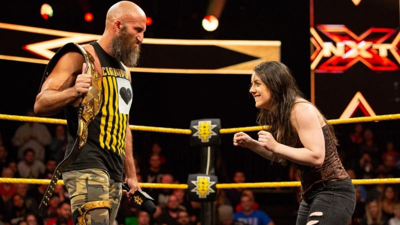 Nikki Cross knows who did it, or does she?