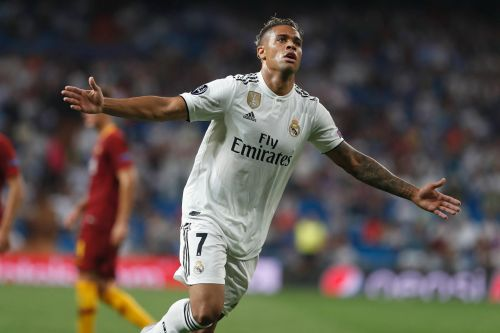 Mariano Diaz has earned the right to get a starting berth