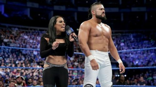 Andrade Almas will be the final SmackDown entrant at the WWE World Cup tournament