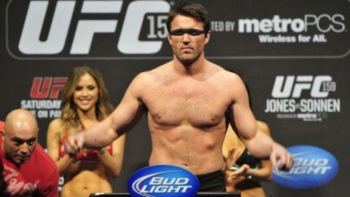 How much of Sonnen's persona is actually an act?