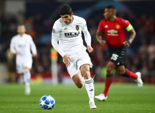 Guedes' intelligence could stand him in good stead as a striker