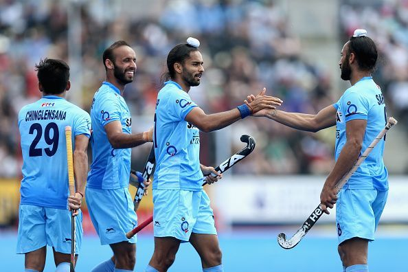 India are the overwhelming favourites to reach the Finals