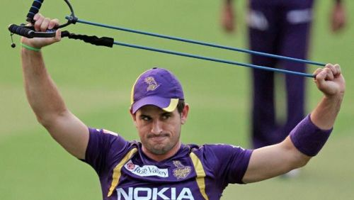 Ryan Ten Doeschate is the only Dutch player to have played in the Indian Premier League
