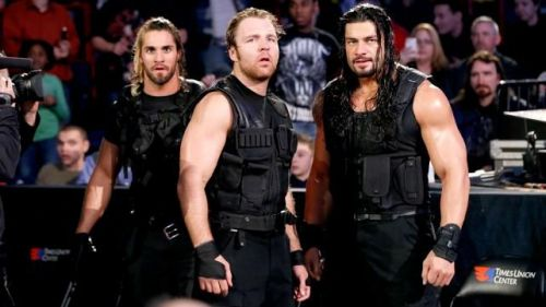 Shield would be facing Strowman, Ziggler and McIntyre
