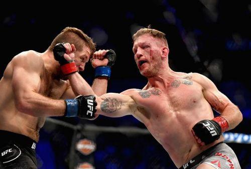 UFC 229: Maynard v Lentz