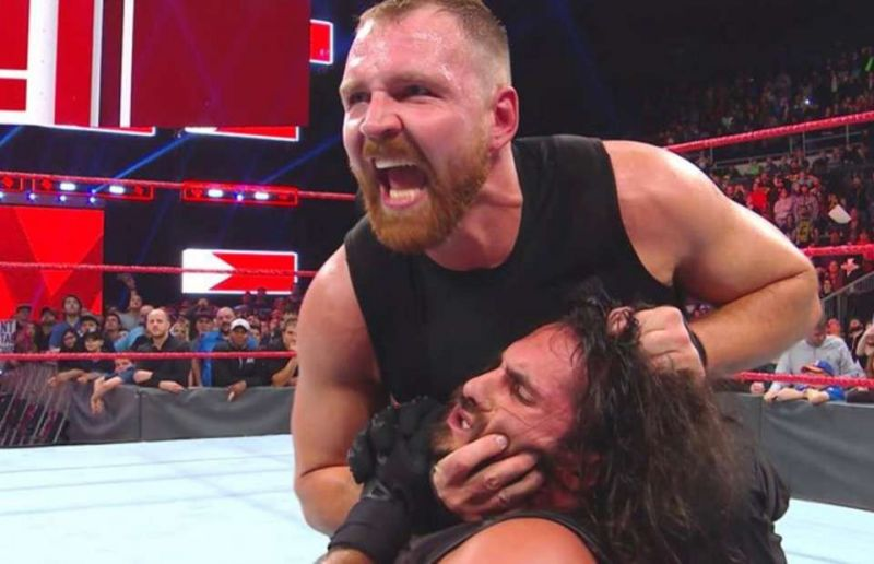 Ambrose has instantly made himself the most abominable and detestable character on Raw