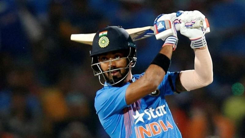 KL Rahul did not waste the opportunity and went on to score a century on debut