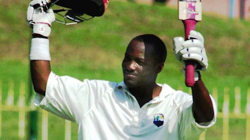 Image result for Brian Lara - 221 and 130