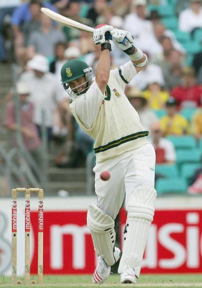 Kallis scored a magnificent 101 to save the Test against Australia