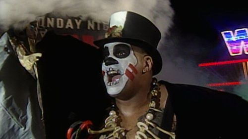 Papa Shango - One of the worst gimmicks in wrestling history