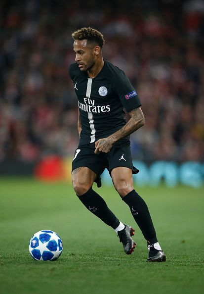 Neymar is protected at PSG