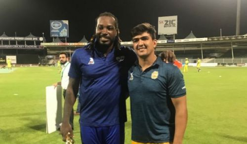 Will Chris Gayle take Balkh Legends to glory?