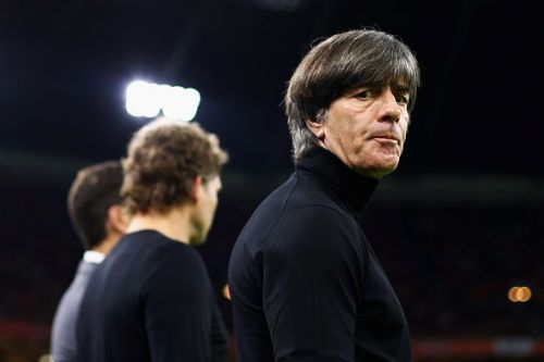 Germany coach Joachim Low has a number of issues to address