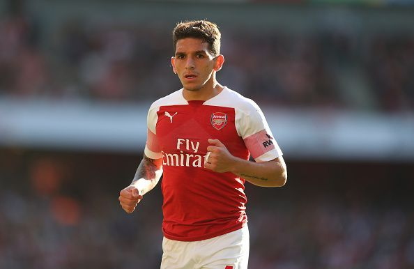 New Signing Lucas Torreira has brought stability to the Arsenal midfield