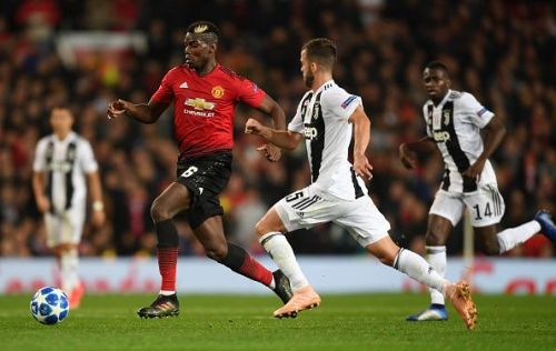 Paul Pogba gave in all that he had in order to snatch the game from Juventus