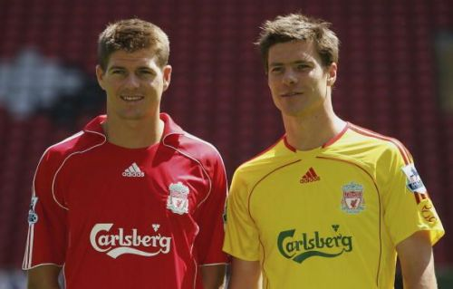 Gerrard and Alonso were immense for Liverpool