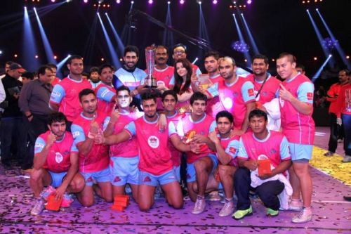 Can Jaipur Pink Panthers win the title again?