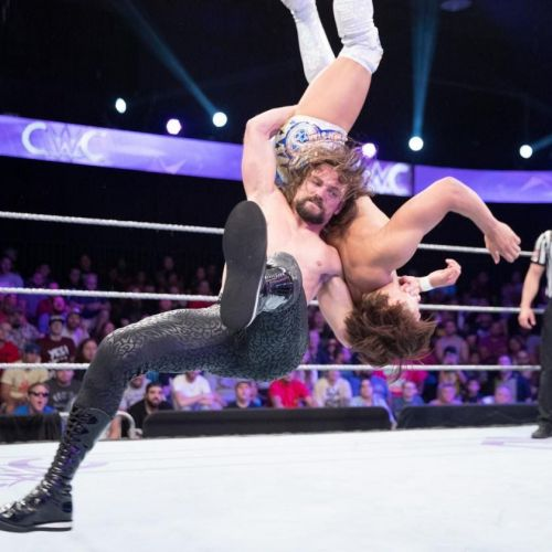 This is the greatest wrestling move of all time...