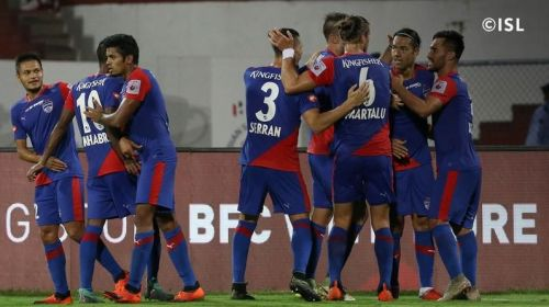 BFC lacked various elements on the field against Chennaiyin FC