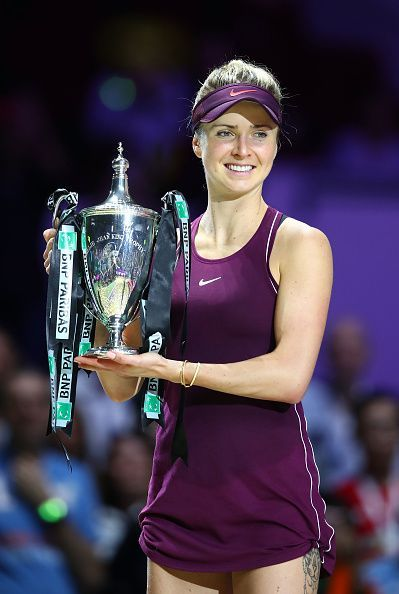 The WTA Finals Title Could be a Turning Point in her Career.
