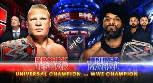 Just imagine what would've happened to the prestige of the WWE Championship had this match taken place