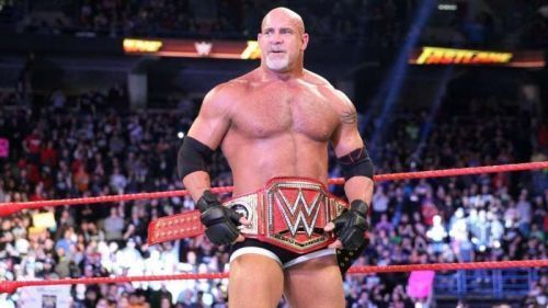 Bill Goldberg recently teased a possible return to the WWE ring