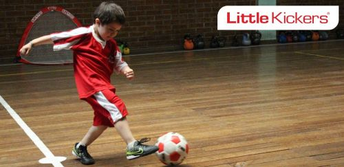 Little Kickers: Pre-grassroots Football