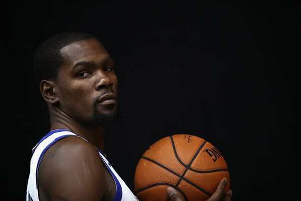 Max Kellerman: Kevin Durant may not be a top-5 player this