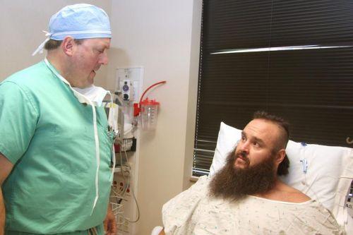 Braun Strowman injured